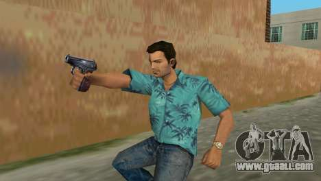 A Makarov Pistol for GTA Vice City third screenshot
