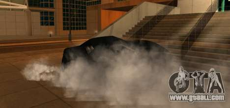 Cleo Drift for GTA San Andreas second screenshot