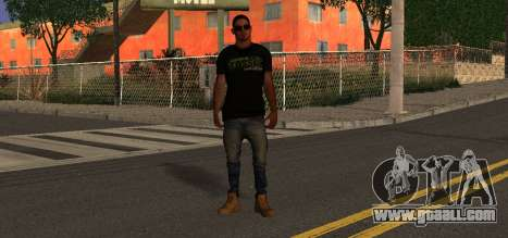 Crossfit for GTA San Andreas