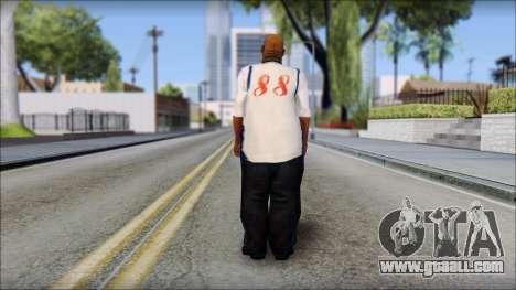 Big Smoke Beta for GTA San Andreas second screenshot