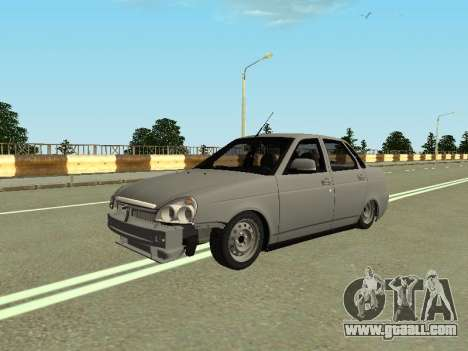VAZ 2170 for GTA San Andreas