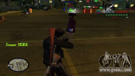Indicators for GTA San Andreas third screenshot
