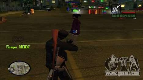 Indicators for GTA San Andreas third screenshot
