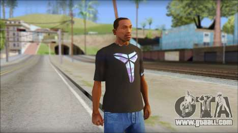 Kobie Shirt for GTA San Andreas