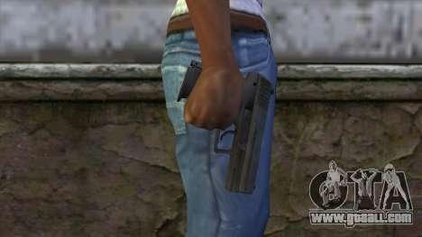 HK P2000 from CS:GO v1 for GTA San Andreas third screenshot