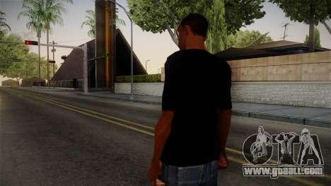 LOL T-Shirt for GTA San Andreas second screenshot