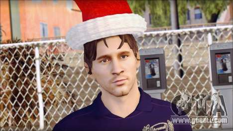 Messi Arsenal Christmas Special for GTA San Andreas third screenshot