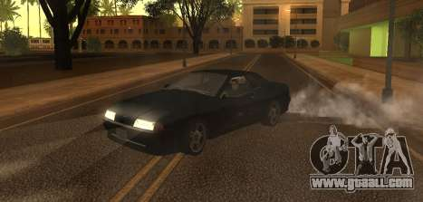 Cleo Drift for GTA San Andreas third screenshot