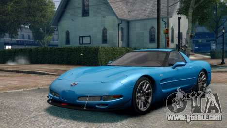 Chevrolet Corvette Z06 (C5) 2002 V3.0 [EPM] for GTA 4