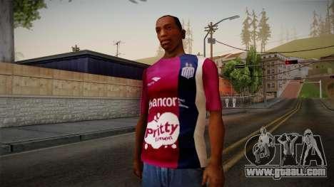 Workshops of Cordoba Shirt for GTA San Andreas