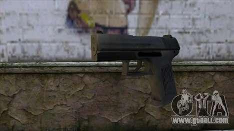 HK P2000 from CS:GO v1 for GTA San Andreas