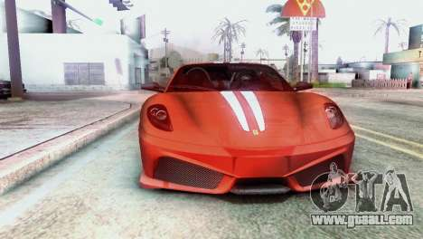 Graphic Unity for GTA San Andreas forth screenshot