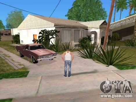 DLock for GTA San Andreas second screenshot