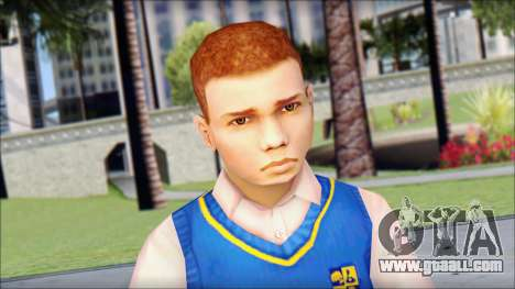 Petey from Bully Scholarship Edition for GTA San Andreas
