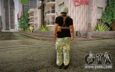 Antrax for GTA San Andreas second screenshot