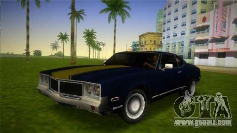 HD Sabre Turbo for GTA Vice City