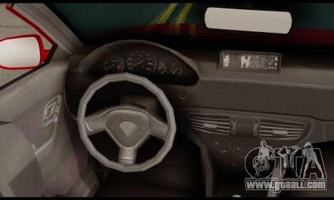 Lampadati Felon GT 1.1 for GTA San Andreas back left view