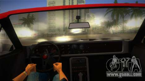 Lancia Rally 037 1982 for GTA Vice City back left view