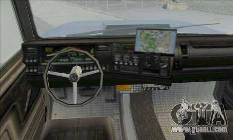 GTA IV Yankee for GTA San Andreas right view
