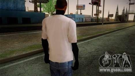 Supreme T-Shirt for GTA San Andreas second screenshot