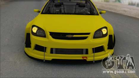 Chevrolet Cobalt SS for GTA San Andreas right view