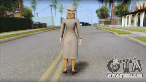 Old Lady for GTA San Andreas second screenshot
