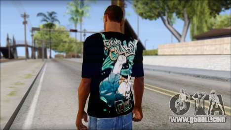 Eskimo Callboy Fan T-Shirt for GTA San Andreas second screenshot