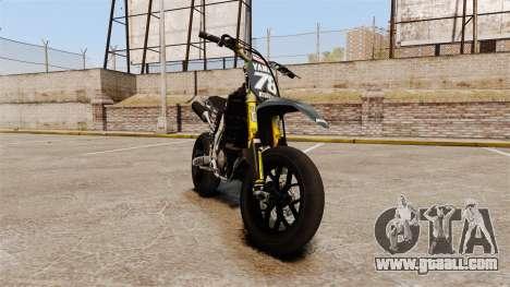 Yamaha YZF-450 v1.17 for GTA 4
