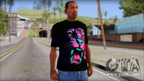 Wild POP Thing Shirt for GTA San Andreas