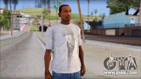 Eminem T-Shirt for GTA San Andreas