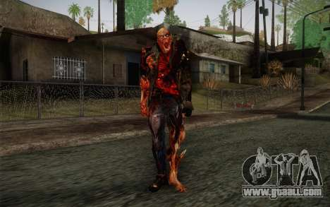 Zombie Heller from Prototype 2 for GTA San Andreas
