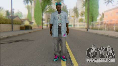 DK Garoto Marrento Skin for GTA San Andreas