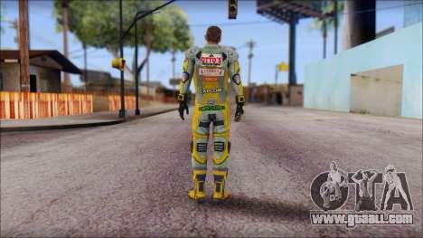 Piers Amarillo no Gorra for GTA San Andreas second screenshot