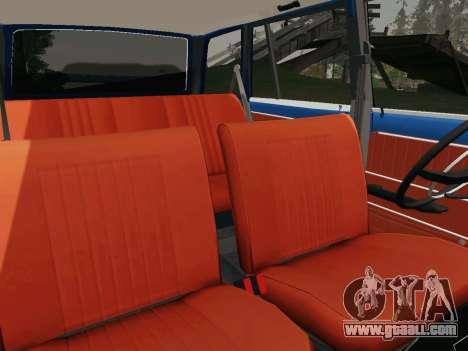 VAZ 21032 for GTA San Andreas upper view
