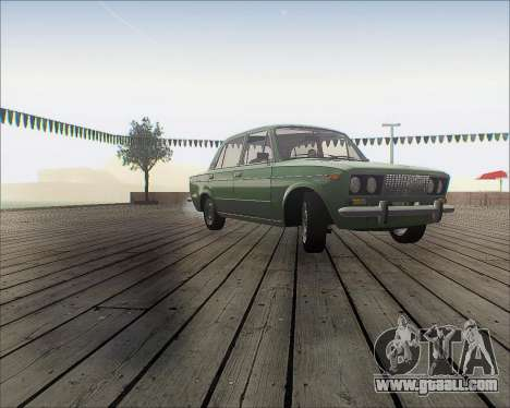 VAZ 2106 Tuneable for GTA San Andreas