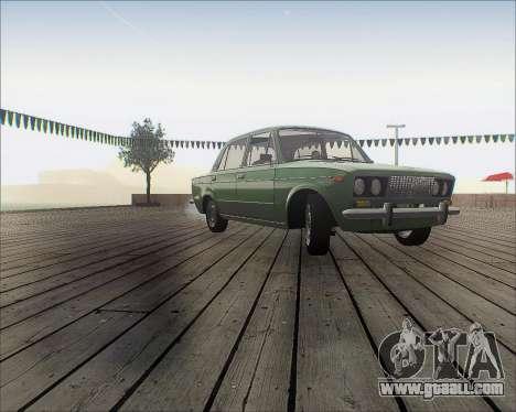 VAZ 2106 Tuneable for GTA San Andreas
