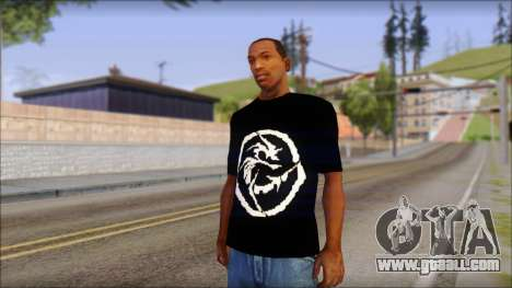 E Logo T-Shirt for GTA San Andreas