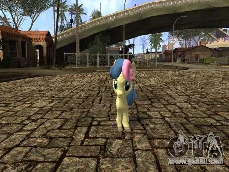 Bonbon for GTA San Andreas