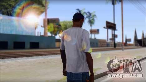 Gangnam Style T-Shirt for GTA San Andreas second screenshot
