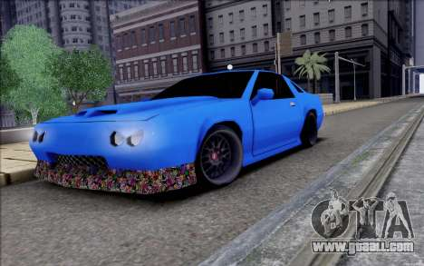 Buffalo Drift Style for GTA San Andreas