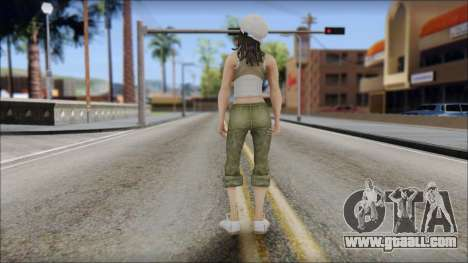 An Aspiring Miss for GTA San Andreas second screenshot