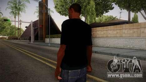 HULK T-Shirt for GTA San Andreas second screenshot