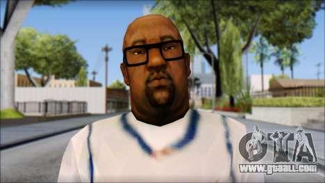 Big Smoke Beta for GTA San Andreas third screenshot