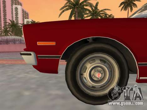Toyota Cressida RX30 1977 for GTA Vice City right view