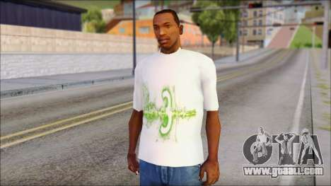 COD MW3 Fan T-Shirt for GTA San Andreas