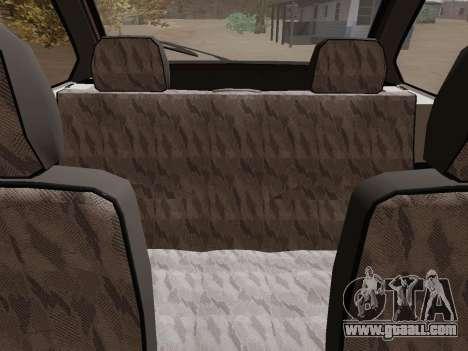 VAZ 21083 for GTA San Andreas