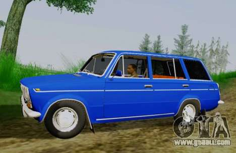 VAZ 21032 for GTA San Andreas left view