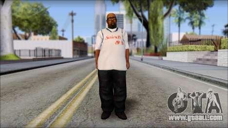 Big Smoke Beta for GTA San Andreas