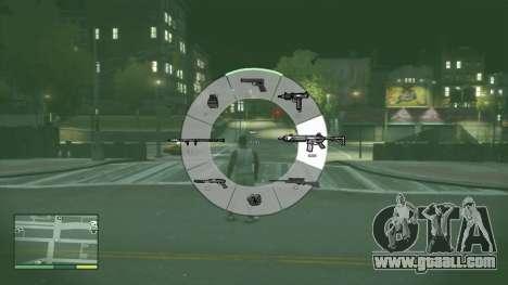 GTA V  Package Final for GTA 4 second screenshot