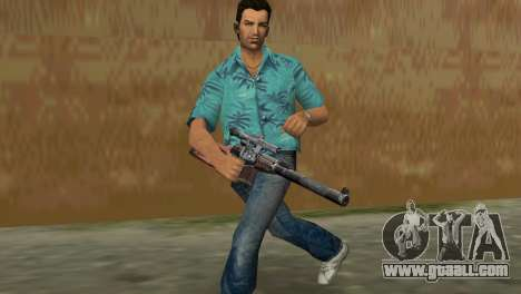 Rifle Sniper Special for GTA Vice City third screenshot